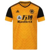 Wolverhampton Wanderers Home Football Shirt 20/21