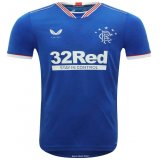 Rangers Home Soccer Jerseys Mens 2020/21