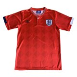 England Retro Away Jersey Mens 1989