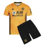Kids 2019-2020 Wolverhampton Wanderers Home Football Kit