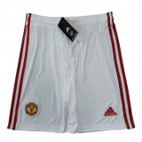Manchester United Home Soccer Shorts 2020/21