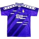 Real Madrid Retro Away Soccer Jerseys Mens 1994-1996