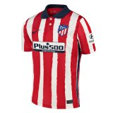 Atletico Madrid Home Soccer Jerseys Mens 2020/21