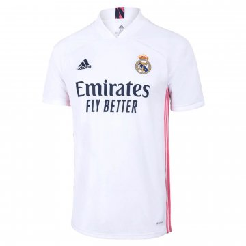 Real Madrid Home Soccer Jerseys Mens 2020/21