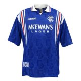 Rangers Retro Home Soccer Jerseys Mens 1996/97