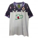 ACF Fiorentina Retro Away Soccer Jerseys Mens 1992-1993