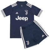 Juventus Away Soccer Jerseys Kit Kids 2020/21