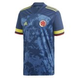 Colombia Away Soccer Jerseys Mens 2020