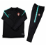 Youth 2018 Portugal Training Tracksuits Black