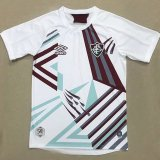 Fluminense Goalie White Soccer Jerseys Mens 2020/21