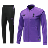 2019-2020 Tottenham Hotspur Purple Jacket and Pants