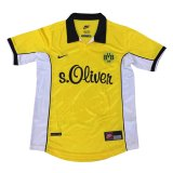 Borussia Dortmund Retro Home Soccer Jerseys Mens 1998