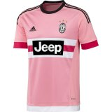 Juventus Retro Away Pink Jersey Mens 2014-2015