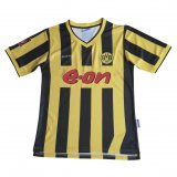 Borussia Dortmund Retro Home Soccer Jerseys Mens 2000