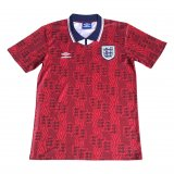 England Retro Away Jersey Mens 1994