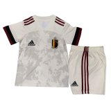Belgium Away Soccer Jerseys Kit Kids 2020