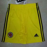 Colombia Away Shorts Men 2020/21