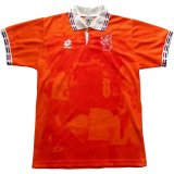 Netherlands Home Retro Jersey Mens 1996