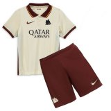 AS Roma Away Kids Football Kit 20/21