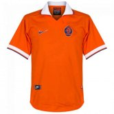 Netherlands Home Retro Jersey Mens 1997