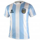 Argentina Home Retro Jersey Mens 1986