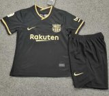 Barcelona Away Soccer Jerseys Kit Kids 2020/21