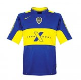 Boca Juniors Retro Home Soccer Jerseys Mens 2005