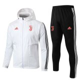 19/20 Juventus White Windbreaker Full Sets