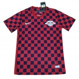 RB Leipzig Short Training Red Soccer Jerseys Mens 2020/21