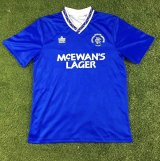 Rangers Retro Home Soccer Jerseys Mens 1990/92