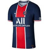 PSG Home Soccer Jerseys Mens 2020/21 (Player Version)