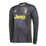 Juventus Third Jersey Long Sleeve Mens 2018/19