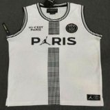 Jordan x Paris Saint Germain Basketball White Jersey
