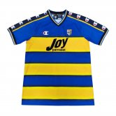 Parma Calcio Retro Home Soccer Jerseys Mens 2001/02
