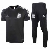 Argentina Training Tracksuit Black 2020/21