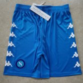 Napoli Blue Shorts Pants 2020/21