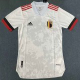 Belgium Away Soccer Jerseys Mens 2020 (Player Version)