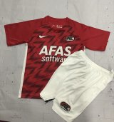 AZ Alkmaar Home Soccer Jerseys Kids 2020/21