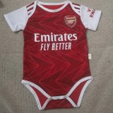 Arsenal Home Baby Infant Suit 2020/21