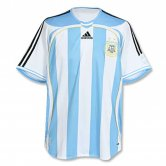 Argentina Home Retro Jersey Mens 2006