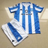 Racing Home Soccer Jerseys Kids 2020/21