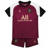 PSG Third Kids Football Kit 20/21