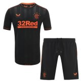 Rangers Third Soccer Jerseys Kit Kids 2020/21