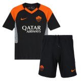 AS Roma Third Kids Football Kit 20/21