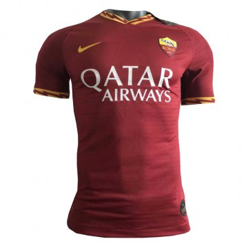 2019-2020 Roma Men Home Jersey (Player Version)