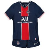 PSG Home Kids Football Kit 20/21