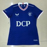 Rangers Home Soccer Jerseys Womens 2020/21