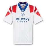 Rangers Retro Away Soccer Jerseys Mens 1995/96
