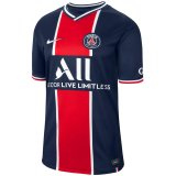 PSG Home Soccer Jerseys Mens 2020/21