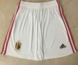 Belgium Away Soccer Jerseys Shorts Mens 2020